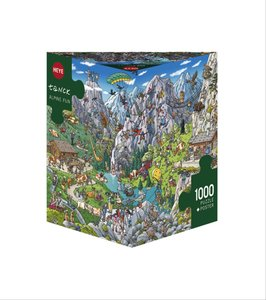 Alpine Fun. Puzzle 1000 Teile