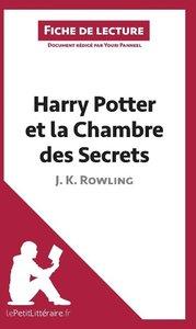 Harry Potter et la Chambre des secrets de J. K. Rowling (Fiche d