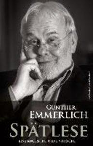 Gunther Emmerlich - Spätlese