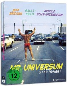 Mr. Universum (Stay Hungry)