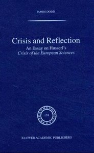 Crisis and Reflection