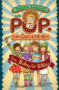 Die POPkörner (3). Eine Bühne für Billie