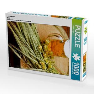 Ein Motiv aus dem Kalender Bier 1000 Teile Puzzle hoch