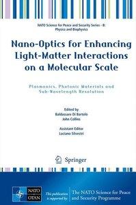 Nano-Optics for Enhancing Light-Matter Interactions on a Molecul