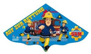 Paul Günther 1105 - Kinderdrachen Feuerwehrmann Sam, ca. 115 x 6