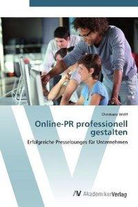 Online-PR professionell gestalten