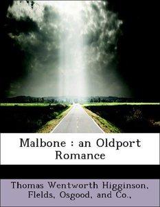 Malbone : an Oldport Romance