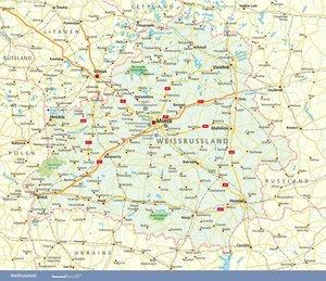 Reiseführer Weißrussland