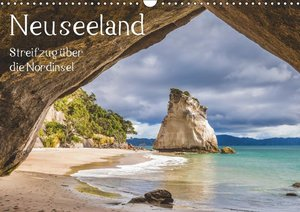 Neuseeland - Streifzug über die Nordinsel / CH-Version (Wandkale