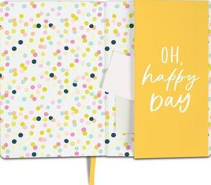 myNOTES Notizbuch A5: Glückssträhnchen stehen jedem - notebook m