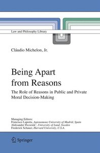 Being Apart from Reasons