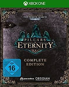 Pillars of Eternity - Complete, Xbox One-Blu-ray Disc