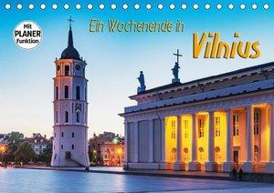 Ein Wochenende in Vilnius