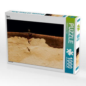 Buch 1000 Teile Puzzle quer