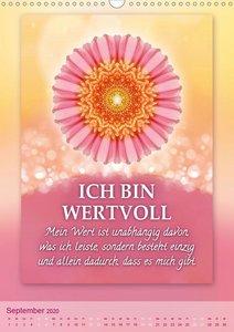 ICH BIN Licht und Liebe - Kalender (Wandkalender 2020 DIN A3 hoc