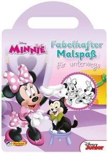 Disney Minnie: Fabelhafter Malspaß für unterwegs