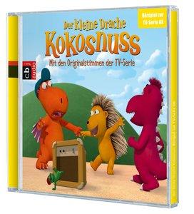 Der Kleine Drache Kokosnuss - Hörspiel zur TV-Serie 08