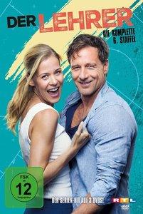 Der Lehrer-Die Komplette 6.Staffel (RTL)