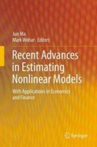 Recent Advances in Estimating Nonlinear Models