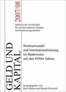 GuK - Geld und Kapital 2007 / 2008 Vol. 10
