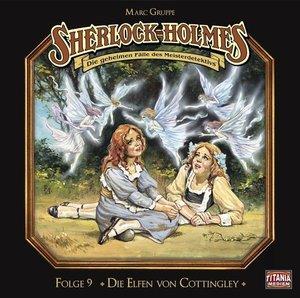 Sherlock Holmes - Folge 09. Die Elfen von Cottingley
