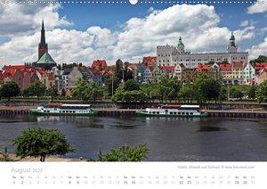Hafenstädte der Ostsee (Wandkalender 2020 DIN A2 quer)