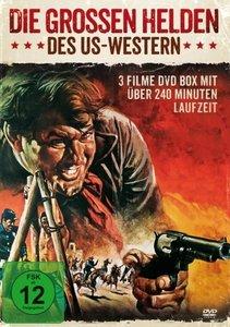 Die großen Helden des US-Westerns