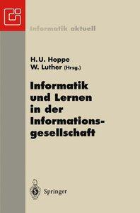 Informatik und Lernen in der Informationsgesellschaft