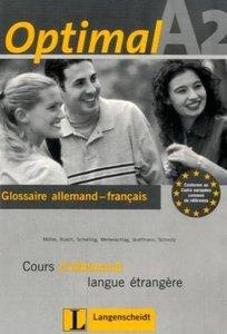 Optimal A2 Glossar Deutsch-Französisch