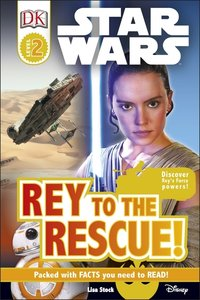 Star Wars Rey to the Rescue! Level 2