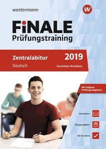 Finale Prüfungstraining 2019 - Zentralabitur Nordrhein-Westfalen
