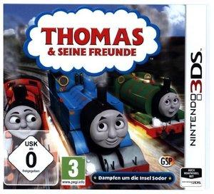 Thomas und seine Freunde für Nintendo 3DS
