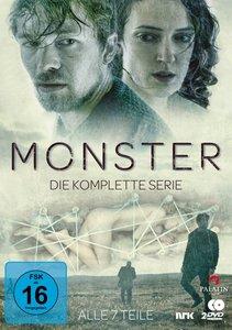 Monster - Der komplette Serienkiller-Thriller in 7 Teilen, 2 DVD