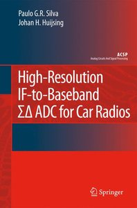 High-Resolution IF-to-Baseband SigmaDelta ADC for Car Radios