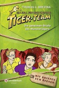 Ein Fall für dich und das Tiger-Team - Die geheimen Briefe des M