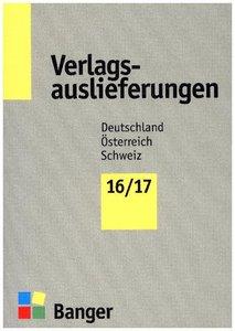 Verlagsauslieferungen 2016/2017 - Deutschland - Österreich - Sch