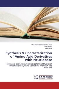 Synthesis & Characterization of Amino Acid Derivatives with Neuc