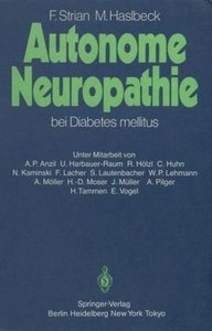Autonome Neuropathie bei Diabetes mellitus