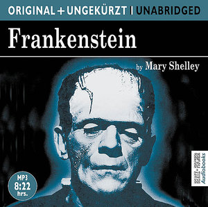 Frankenstein. MP3-CD