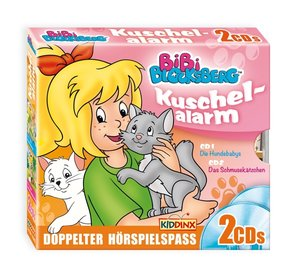 Bibi Blocksberg - Kuschel-Alarm, 2 Audio-CD
