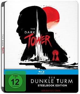 Der dunkle Turm, 1 Blu-ray (Steelbook)