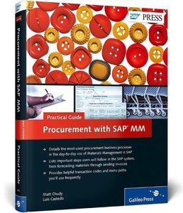 Procurement with SAP MM-Practical Guide