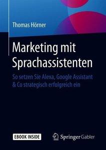 Marketing mit Sprachassistenten, mit 1 Buch, mit 1 E-Book
