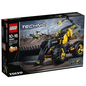 LEGO® Technic 42081 - Volvo Concept Wheel Loader, Volvo Konzept-