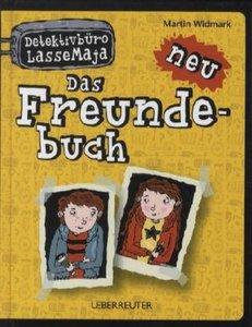 Detektivbüro LasseMaja. Das Freundebuch