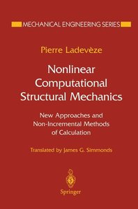 Nonlinear Computational Structural Mechanics