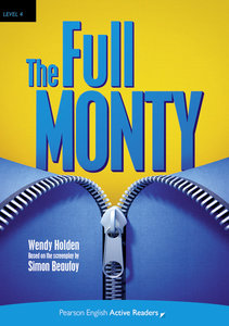 Full Monty, Book & Multi-ROM with MP3 Pack. Level 4
