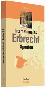 Internationales Erbrecht Spanien