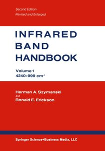Infrared Band Handbook