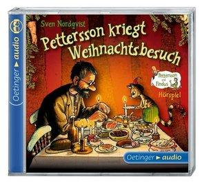 Pettersson kriegt Weihnachtsbesuch (CD)